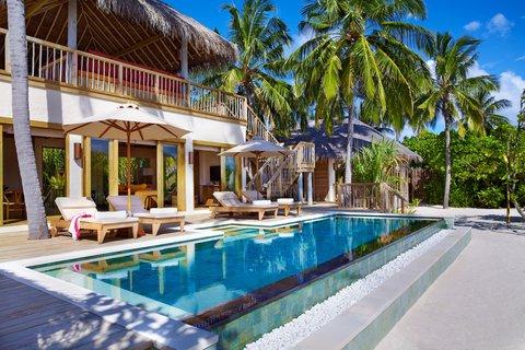 Six Senses Laamu - 2Bedroom Ocean Beach Villa W-Pool