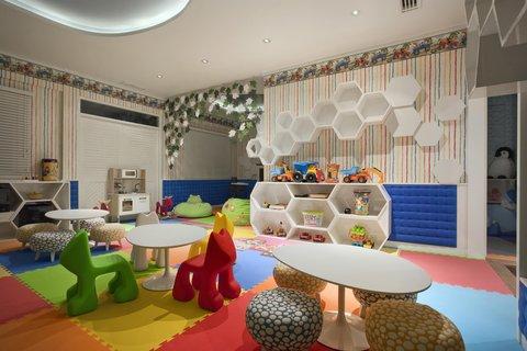 Hilton Seychelles Labriz Resort And Spa - Kids Club Activity Room