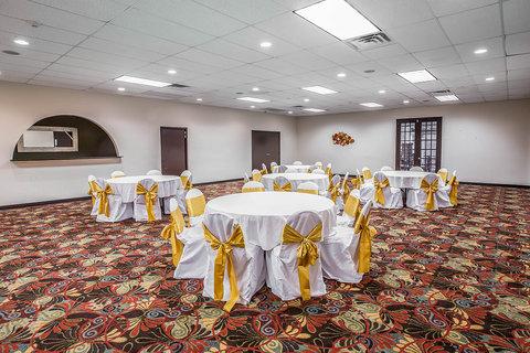 Quality Inn & Suites - Meeting Room