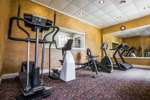 Quality Inn & Suites - Fitness