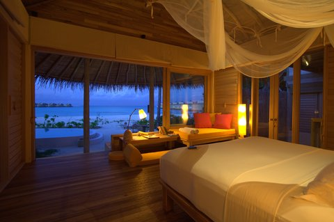 Six Senses Laamu - 2BR Lagoon Beach Villa