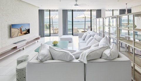Point Yamu By Como - COMO Suite Living Room