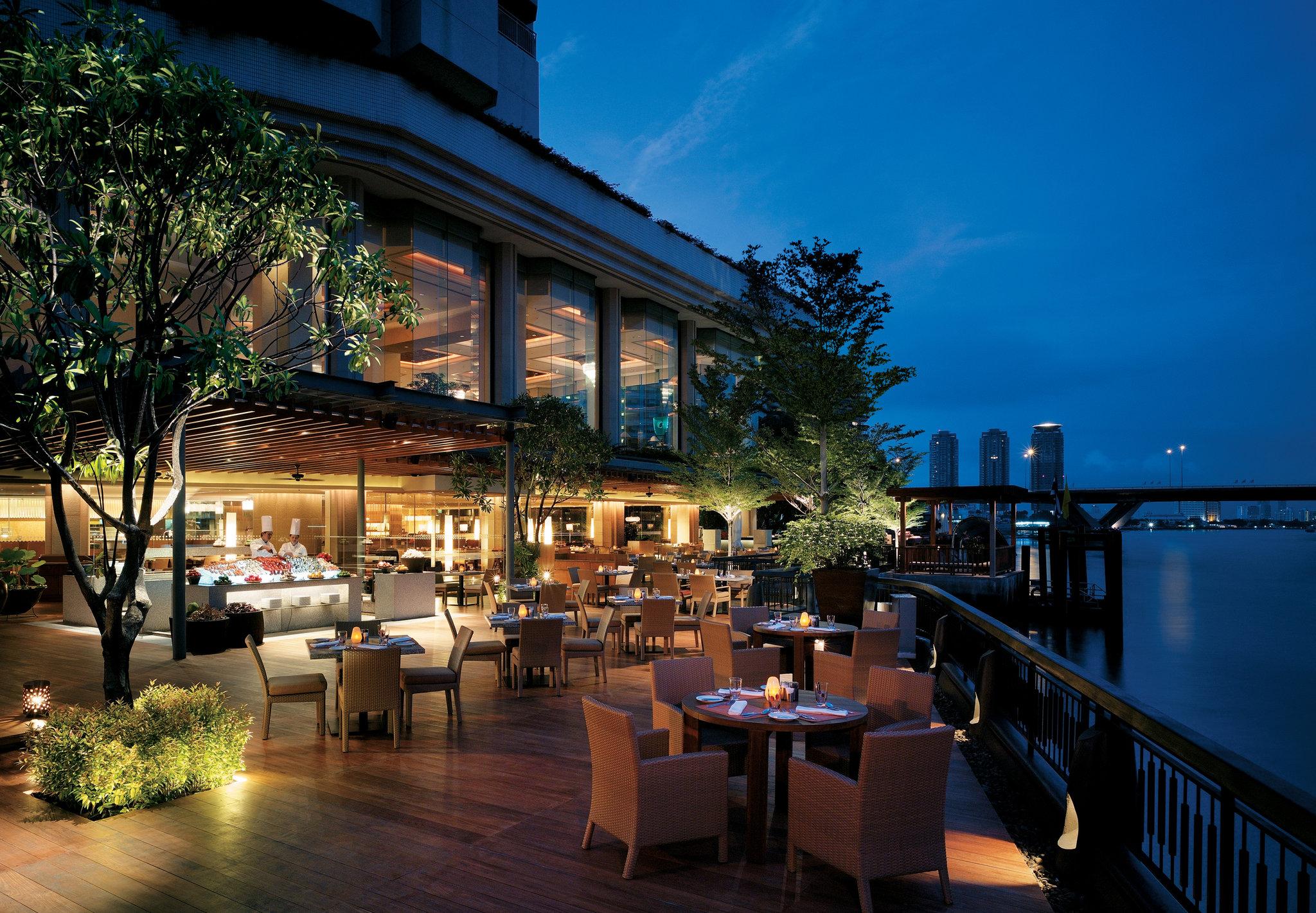 Shangri-La Hotel Bangkok, Serviced Apartments