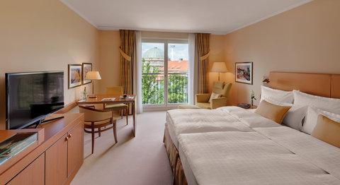 غراند إيليسي هامبورغ - Grand Classic room at Grand Elys e Hamburg