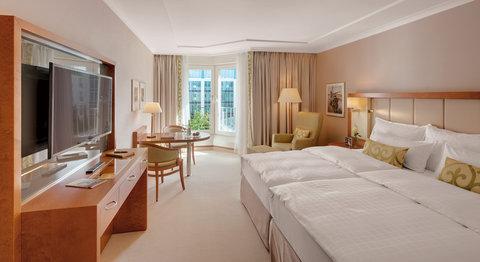 غراند إيليسي هامبورغ - Gartenhof room at Grand Elys e Hamburg