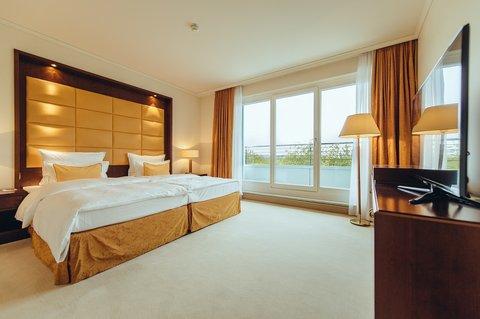 غراند إيليسي هامبورغ - Penthouse Suite at Grand Elys e Hamburg
