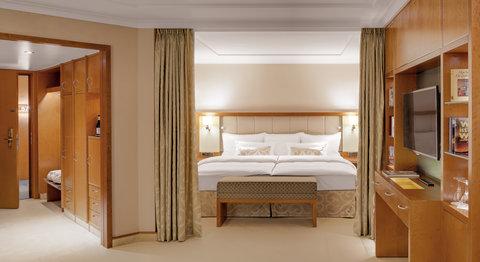 غراند إيليسي هامبورغ - Alcove Room at Grand Elys e Hamburg