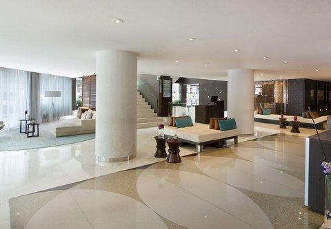 Renaissance Barcelona Hotel - Lobby