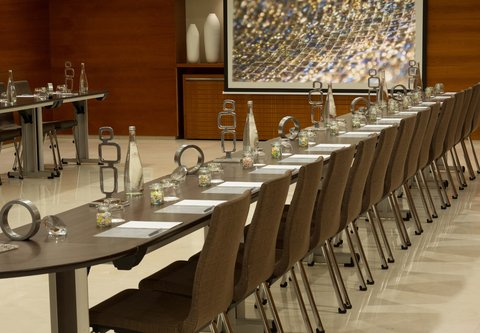 Renaissance Barcelona Hotel - Diamant U-Shape Setup