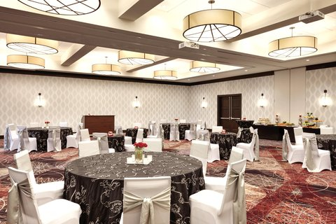 Embassy Suites Springfield - Embassy Suites Ballrom Salon Social