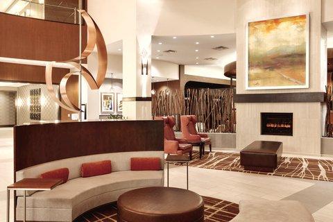 Embassy Suites Springfield - Embassy Suites Springfield Lobby