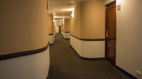 Holiday Inn GUATEMALA - Hallway