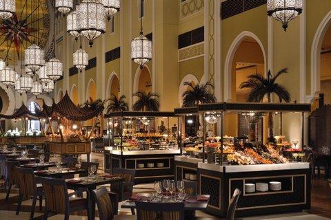 فندق موفنبيك بوابة ابن بطوطة - Restaurant