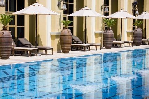 فندق موفنبيك بوابة ابن بطوطة - Pool