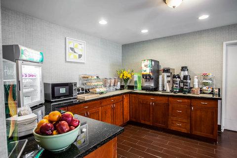 Quality Inn & Suites Pacific - Auburn - WABKFAST