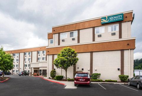 Quality Inn & Suites Pacific - Auburn - WAEXTERIOR