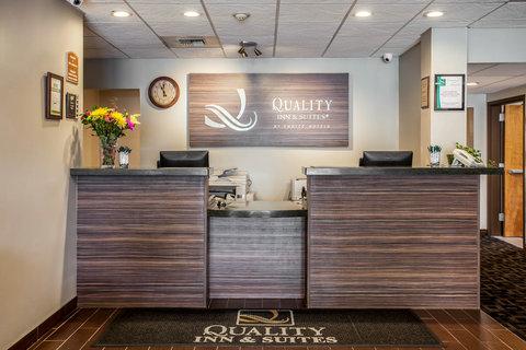 Quality Inn & Suites Pacific - Auburn - WALOBBY