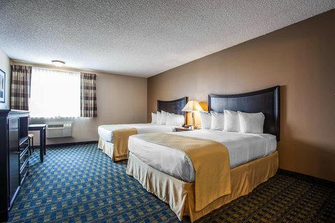 Quality Inn & Suites Pacific - Auburn - WANQQ