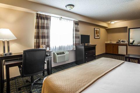 Quality Inn & Suites Pacific - Auburn - WASNK