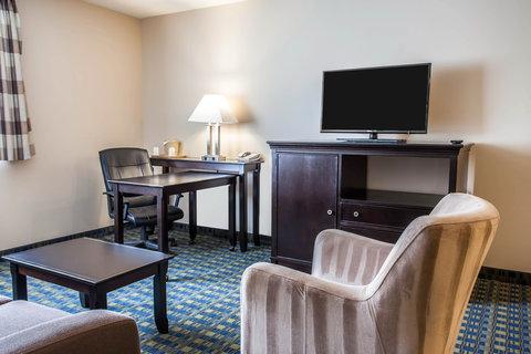 Quality Inn & Suites Pacific - Auburn - WASNKE