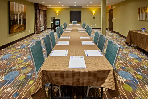 Holiday Inn Express BOWLING GREEN - Board Room Style Meeting Room