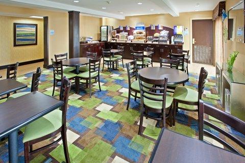 Holiday Inn Express BOWLING GREEN - Holiday Inn Express - Bowling Green Breakfast Bar