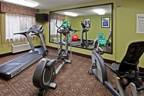 Holiday Inn Express BOWLING GREEN - Holiday Inn Express  Bowling Green Fitness Center
