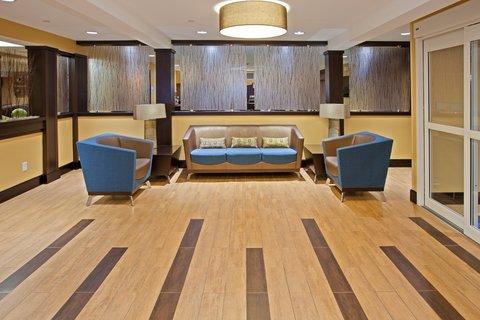Holiday Inn Express BOWLING GREEN - Holiday Inn Express - Lobby