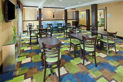 Holiday Inn Express BOWLING GREEN - Breakfast Area
