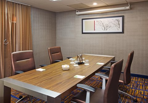 Courtyard Chicago Midway Airport - Watertower Boardroom