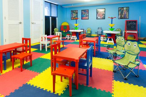 Holiday Inn Resort DAYTONA BEACH OCEANFRONT - Children s Activity Center offers games  movies and arts   crafts