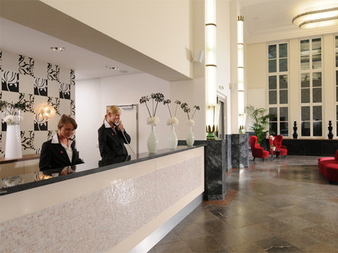 Leonardo Royal Hotel Berlin - Reception