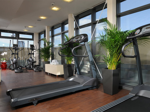Leonardo Royal Hotel Berlin - Fitness Room