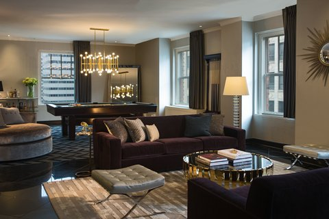 Allegro Chicago A Kimpton Htl - Suite Hospitality Starlet Room