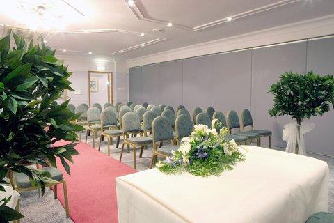 Holiday Inn A55 CHESTER WEST - Civil Ceremony in Vivaldi B