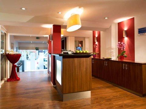 Leonardo Hotel Frankfurt City Center - Lobby