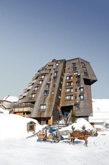 Des Dromonts Hotel