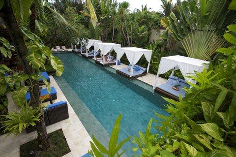 伊利森别墅酒店 - The Elysian Main Swimming Pool