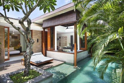 伊利森别墅酒店 - One Bedroom Villa with Private Pool