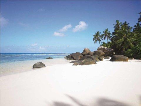 Hilton Seychelles Labriz Resort And Spa - Silhouette Island Beach