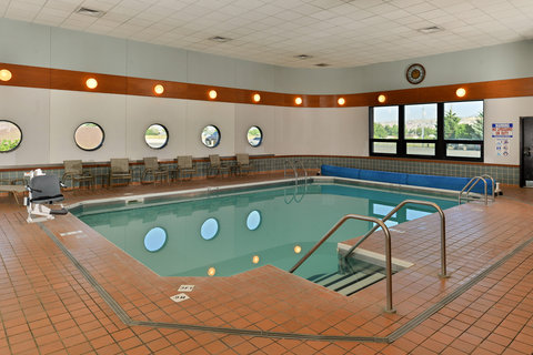 Comfort Inn Butte - Indoor Pool