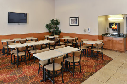 Comfort Inn Butte - Breakfast Room