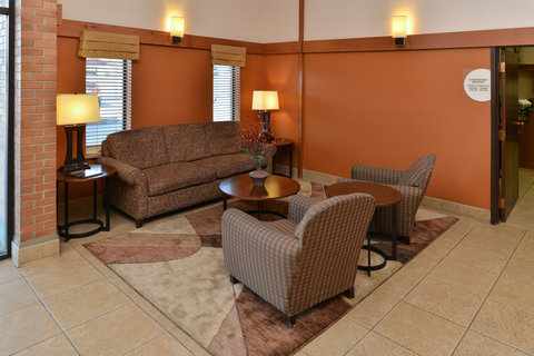 Comfort Inn Butte - Front Desk