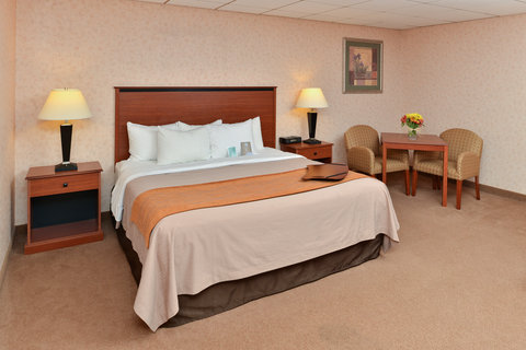 Comfort Inn Butte - King Room