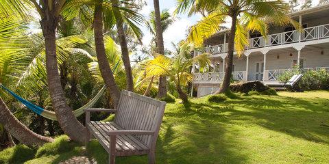 Sea U Guest House - Tropical garden
