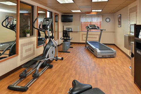 Comfort Inn Butte - Fitness Room