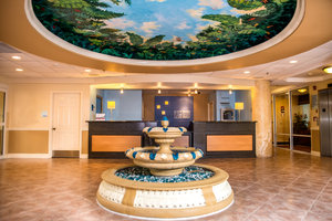 Lobby - Holiday Inn Express Hotel & Suites Cocoa Beach
