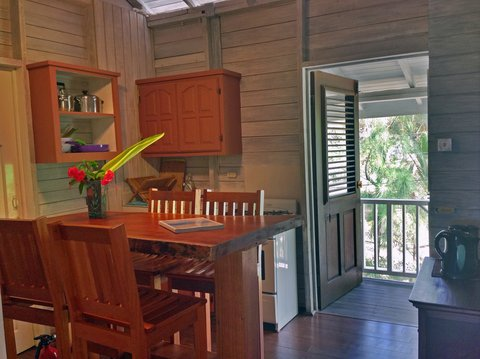Sea U Guest House - Top Floor Suite Kitchen