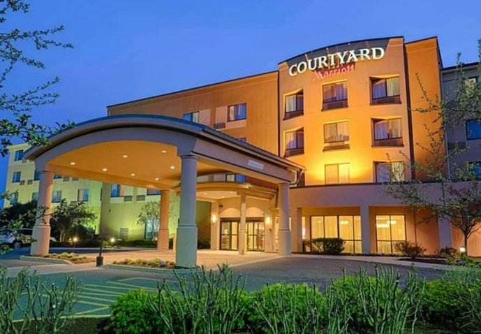 COURTYARD SALISBURY MARRIOTT