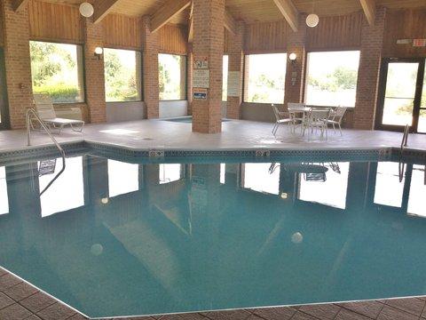 Country Hearth Inn Fulton - Indoor Pool